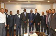 Consultations nationales : le Chef de l'Etat rencontre la Société haïtienne d'histoire et de géographie et l'Association des économistes haïtiens
