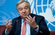 Message du Secrétaire général de l'ONU, Antonio Gutteres