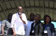 Le Président Jovenel Moise dans le Nord-est pour les besoins du département
