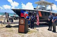 Coopération américaine avec la Garde-côtière haïtienne  et la Police Nationale d'Haïti