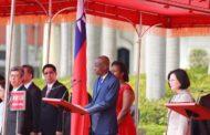Le Chef de l'Etat Jovenel Moïse poursuit sa visite officielle à Taiwan