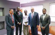 Le Premier ministre Jack Guy Lafontant reçoit des dirigeants de la FOLONHA