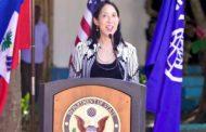Célébration des 242 ans de l'indépendance des Etats-Unis en Haïti