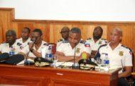 Le sénat auditionne le commandant en Chef de la PNH, Michel-Ange Gédéon