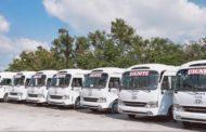 Rentrée des classes: La compagnie « Dignité » dispose de 200 autobus pour les 10 départements