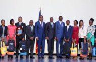 34 lauréats nationaux 2017-2018 honorés  par le gouvernement