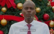 Le Président Jovenel Moïse pour plus d'énergie, de justice et d'égalite en Haïti en 2019.