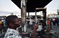 Plus d'une vingtaine de stations-service saccagées par des manifestants