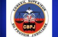 Le CSPJ appelle l'exécutif à asumer sa responsabilité face à la grève des magistrats