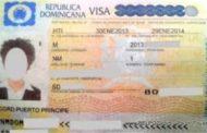 Le visa dominicain se vend jusqu'à 400 dollars américains
