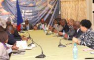 Le Président Jovenel Moïse  a présidé un Conseil des ministres pour faire face aux grands défis du moment
