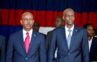 Un gala en l'honneur des grands commis de l'Etat au Palais National