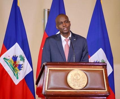 Le Président Jovenel Moïse annonce la reprise graduelle des activités sur le territoire