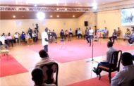 Réalisation du 4ème dialogue communautaire au Palais National