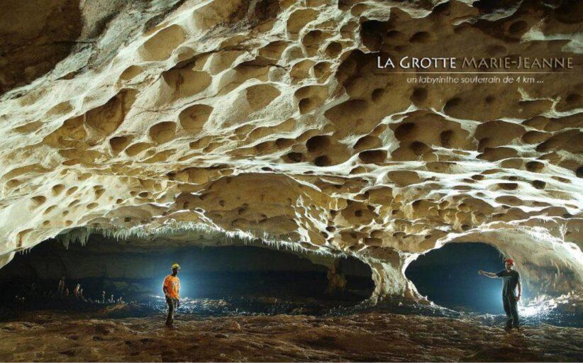 Site Historique de la Grotte Marie-Jeanne