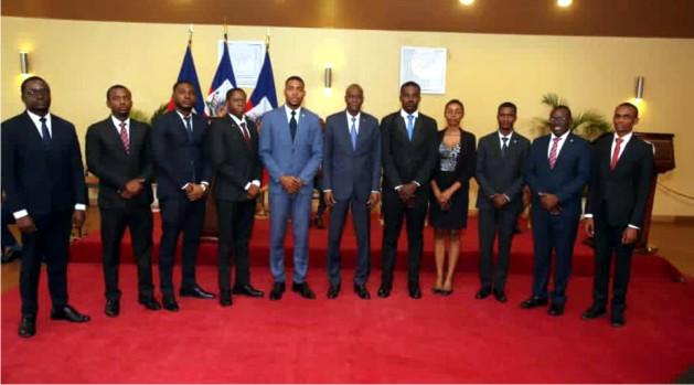L'Administration MOÏSE poursuit le processus de rajeunissement de la diplomatie haïtienne !