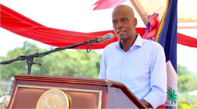 Le président de la république Jovenel Moïse appelle une fois de plus à l'entente pour sortir le pays de la crise!